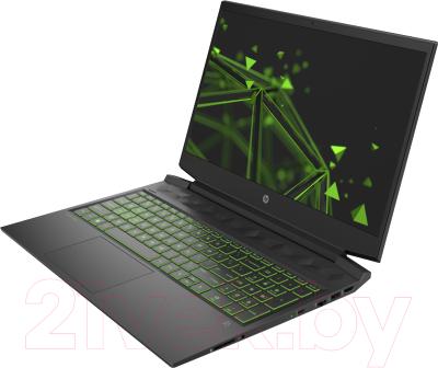 Игровой ноутбук HP Pavilion Gaming 16-a0021ur (22Q57EA)