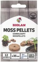 Грунт для растений Biolan Таблетки мха для проращивания -