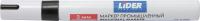 Маркер строительный LIDER E118548 (черный) -