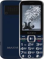 Мобильный телефон Maxvi P18 (синий) -