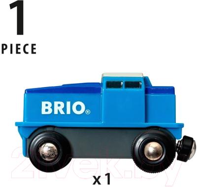 Локомотив игрушечный Brio Электровоз / 33130