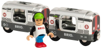 Вагон метро игрушечный Brio Метро / 33838 -