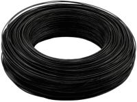 Проволока вязальная Kronex ТО 0.8мм / PRV-0411 (Бухта 5кг, черный) -