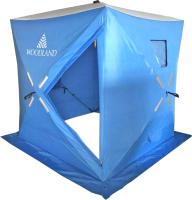 Палатка Woodland IceFish 4 / 0068959 (синий) -