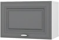 Шкаф под вытяжку Горизонт Мебель Ева 50 (графит софт) -