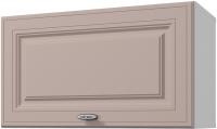 Шкаф под вытяжку Горизонт Мебель Ева 60 (мокко софт) -