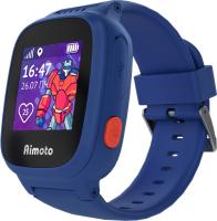 Умные часы детские Aimoto Kid Mini Робот / 8001102 (синий) -