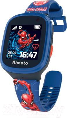 Умные часы детские Aimoto Marvel Человек-паук / 9301101