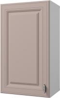 Шкаф навесной для кухни Горизонт Мебель Ева 40 (мокко софт) -