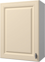Шкаф навесной для кухни Горизонт Мебель Ева 50 (тирамису софт) -