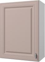 Шкаф навесной для кухни Горизонт Мебель Ева 50 (мокко софт) -