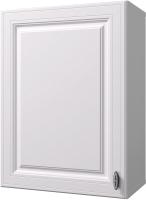 Шкаф навесной для кухни Горизонт Мебель Ева 50 (белый софт) -