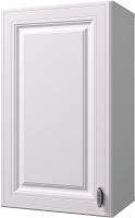 Шкаф навесной для кухни Горизонт Мебель Ева 40 (белый софт) -