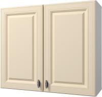Шкаф навесной для кухни Горизонт Мебель Ева 80 (тирамису софт) -