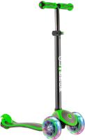 Самокат Globber Primo Plus Titanium / 442-136 (Neon Green) -