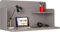 Письменный стол Polini Kids Mirum 0002238.42 (серый) -