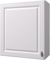 Шкаф навесной для кухни Горизонт Мебель Ева 60 (белый софт) -