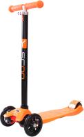 Самокат Y-Scoo Maxi A-20 Simple (Orange) -