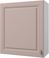 Шкаф навесной для кухни Горизонт Мебель Ева 60 (мокко софт) -