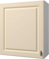 Шкаф навесной для кухни Горизонт Мебель Ева 60 (тирамису софт) -
