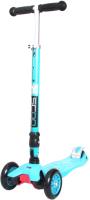 Самокат Y-Scoo 35 Maxi Fix Simple (Aqua) -