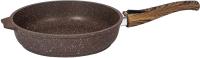 Сковорода Мечта Гранит M030806 (коричневый) -