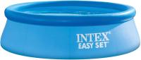 Надувной бассейн Intex Easy Set / 28108NP (244x61 с фильтром и насосом) -