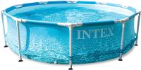 Каркасный бассейн Intex Metak Frame Beachside 28206 (305х76) -
