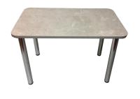 Обеденный стол Solt 100x60 (бетао/ноги хром) -