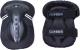 Комплект защиты Globber Adult 553-120 (XL, черный) -