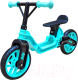 Беговел Orion Toys Hobby Bike Magestic ОР503 (Aqua Black) -