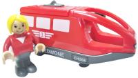 Поезд игрушечный Edwone 19AC0 -