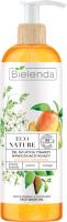 Гель для умывания Bielenda Eco Nature какаду слива+жасмин+манго увлажняющий и успокаивающий (200г) -