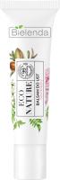 Бальзам для губ Bielenda Eco Nature миндальное молоко+жасмин+роза увлажняющий (10г) -