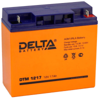 Батарея для ИБП DELTA DTM 1217 -