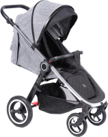 Детская прогулочная коляска Coletto Joggy 2020 (Silver/Grey) -