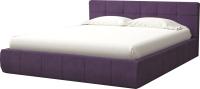 Каркас кровати Proson Varna Savana Berry 140x200 (фиолетовый) -
