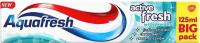Зубная паста Aquafresh Active Fresh заряд свежести (125мл) -