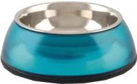 Миска для животных Beeztees Triva / 650743 (голубой) -