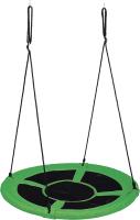 Качели Чудесный Сад Корзинка / 035.4 (зеленый/черный) -