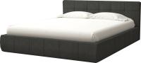 Каркас кровати Proson Varna Savana Grey 160x200 (серый) -