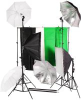 Комплект оборудования для фотостудии Falcon Eyes KeyLight 425 LED SBU Kit / 27651 -