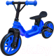 Беговел Orion Toys Hobby Bike Magestic ОР503 (Blue Black) -