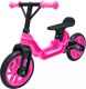 Беговел Orion Toys Hobby Bike Magestic ОР503 (Pink Black) -