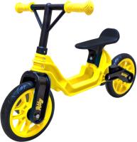 Беговел Orion Toys Hobby Bike Magestic / ОР503 (Yellow Black) -