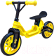 Беговел Orion Toys Hobby Bike Magestic / ОР503 (Yellow Black) -