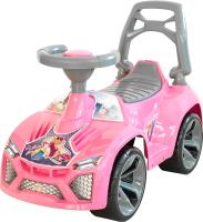 Каталка детская Orion Toys Ламбо / ОР021 (розовый) -