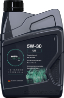 Моторное масло Avista Pace Evo US 5W30 / 173439 (1л) -