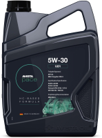 Моторное масло Avista Pace Ger 5W30 / 173064 (5л) -