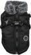 Куртка для животных Puppia Donavan / PAUD-VT1853-BK-S (черный) -